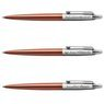 Długopis PARKER Jotter CT Chelsea Orange Grawer 4