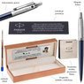 Długopis Parker Jotter CT Royal niebieski Grawer 4