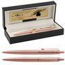 Długopis Parker Jotter XL Monochrome Pink Gold Grawer  1