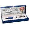 Długopis Waterman Expert Deluxe Niebieski Obsession CT z Dedykacją 2