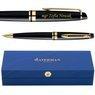 Długopis Waterman Expert czarny GT GRAWER 6