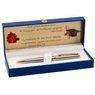 Długopis Waterman Hemisphere stalowy GT z Grawerem Etui Torebka 2