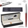 Ołówek Parker Jotter CT Czerwony Kensington Pudełko z Grawerem 3