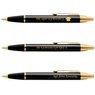 Parker IM Długopis Black GT Nowość + etui skóra Dedykacja 3