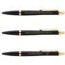 Parker Urban Długopis Muted Black GT z Grawerem 5