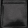 Portfel męski, skórzany, czarny z Grawerem 6