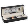 Zestaw Parker Pióro Długopis Jotter Bond Street CT Czarne z Grawerem 2