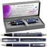 Zestaw Pióro Długopis Parker IM Blue CT z Grawerem 1