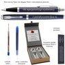 Zestaw Pióro Długopis Parker IM Blue CT z Grawerem 3