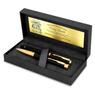 Zestaw Pióro wieczne i Długopis Parker Urban Czarny z Grawerem i Etui 7