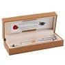 Zestaw Pióro wieczne i Długopis Parker Vector Grawer 10